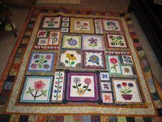 I made this!!  Stitcher's Garden