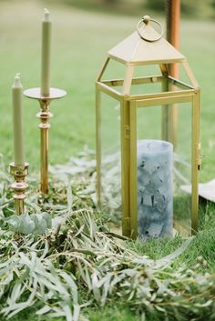 Bohemian Rustic Chic Glamping at Tatum Acres | The Perfect Palette
