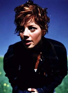 Sarah McLachlan- a huge part of my world about 10 years ago.  Amazingly talented lady..