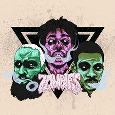 flatbush zombies fbz hip hop rap smoke Brooklyn Meechy Darko Zombie Juice Erick Arc Elliott