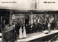 Riverside Station, Tilbury, 1920