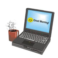 GOOD MORNING   GIF | computer-good-morning.gif