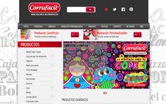 Conoce nuestra página web y COMPRA EN LÍNEA !!!!!!!!!!! :D #SóloCORRUFACIL