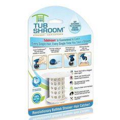 TubShroom World's Best Minimalist Strainer-GoAmiroo Store