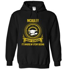 McAuley High School It's Where My Story Begins T-Shirts, Hoodies. Check Price Now ==► https://www.sunfrog.com/No-Category/McAuley-High-School--Its-where-my-story-begins-9230-Black-Hoodie.html?id=41382