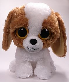 Cookie (medium) - dog - Beanie Boo Buddies Dog Beanie 25a46c186fb6