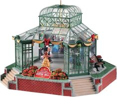 department 56greenhouse