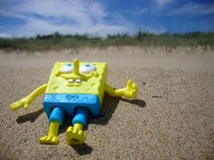 Spongebob a Castellaneta Marina (TA) Puglia Italia