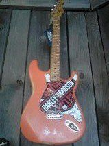 """Indy Custom Shop Series guitar. This guitar is a one of a kind and will not be reproduced. It has been """"hand aged"""" to look and feel unlike anything you've ever played before! Stop by and check it out!    Monday - Friday 10am - 7pm  Saturdays 9am - 4pm"""