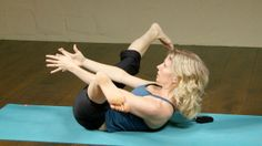 7:14 minute video: Yoga for Abs and Core