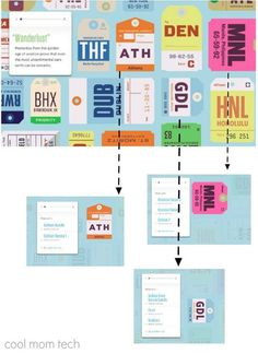 Discover typography: Amazing type resource for designers + creative directors sorted by usage