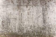 Fotobehang: Betonnen Muur 1