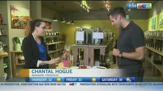 Did you catch us on CTV Morning Live today? Chantal spoke with Kris about how versatile EVOO and Balsamic Vinegar is, and shared our favourite granola recipe. Here's the link! August 12, 2015