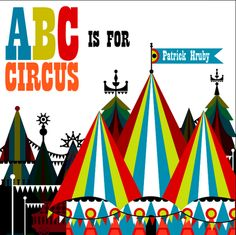 Circus Party: Book Display