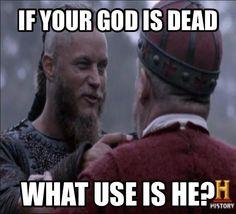 Ragnar Lothbrok #Vikings