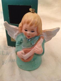 Vintage 1977 Second Annual Goebel Tree Ornament by SylviasFinds, $6.00