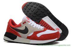 newest ab5ab 69622 684773-006 Nike Air Odyssey LTR Sport Rouge Blanc Noir