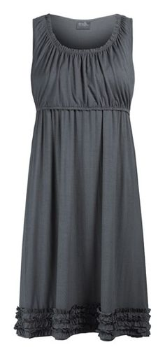 Are you a breastfeeding mom that needs a nursing dress? This is it! $52 www.milkandbaby.com