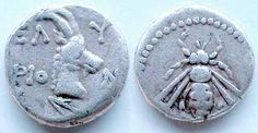 Ancient coins from Crete