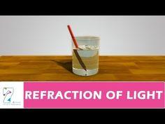 Refraction of Light - YouTube
