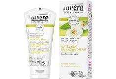 Lavera Green Tea Mattifying Balancing Cream voide 50 ml