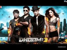 22 Desirable Dhoom 3 Images Aamir Khan Dhoom 3 Action Movies