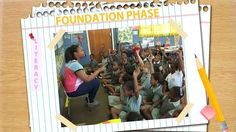 """Sylvia Pule at Freeway Park Primary does a lesson on Phonics with a Grade 2 class. She begins with a story which has many """"ay"""" sounds in them. Teaching Techniques, Grade 2, Phonics, Literacy, Foundation, Classroom, Teacher, How To Plan, Class Room"""