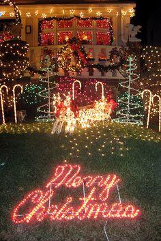 Christmas in NYC - Brooklyn - Dyker Heights