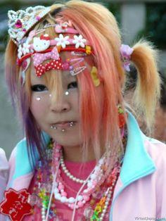 #harajuku #piercing #bodymodification
