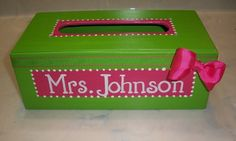 """Another pinner said: I put a box like this on my desk last year and it was ALWAYS full of notes, stories and drawings from my kids. If they began to tell a story during a lesson I'd say """"oh! box!"""" This way I heard the story AND kept the lesson going - Click image to find more DIY & Crafts Pinterest pins"""