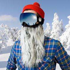 Hit the slopes with Beards!!!