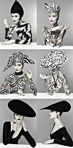 Serge Lutens for Shiseido ... very 'wonderland looking' to me.