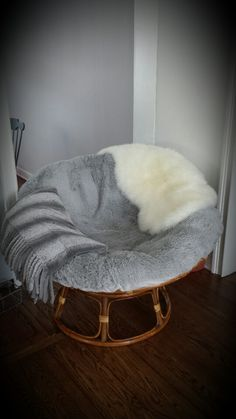 Papasan Cushion Diy