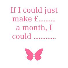 Fill in the blanks! If I could just make ....... a month I could ..........  . . . #bossbabe #business #businesswoman #communityovercompetition #creativeentrepreneur #entrepreneurs #girlpower #girlboss #influencer #networking #savvybusinessowner #success #startup #thisgirlcan #women #womenpower #womeninbiz #womeninbusiness #womeninbusiness #womenempowerment