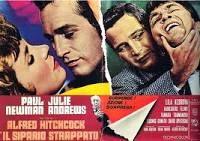 Torn Curtain (1966) - Alfred Hitchkock.  Il sipario strappato.  (USA).