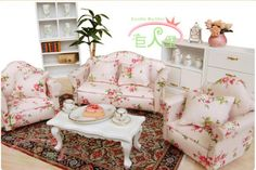 Cheap furniture sofa design, Buy Quality furniture village sofa directly from China furniture transfers Suppliers: Dollhouse Miniature Metal Trunk box for 1:6 Scale DollUSD 4.32/pieceVintage Sewing Needlework Needle kit box 1:12 Dollho