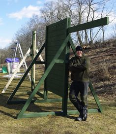 How to build an Obstacle Wall