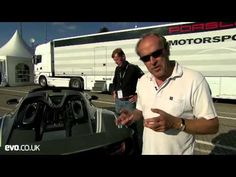 Porsche 918 Spyder Hybrid Electric Car - First drive with Walter Rohrl repinned by @samueldengel
