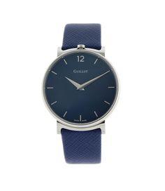 Full blue watch // fits for men and woman Bracelets Bleus, Daniel Wellington, Watches For Men, Steel, Woman, Luxury, Classic, Blue, Accessories