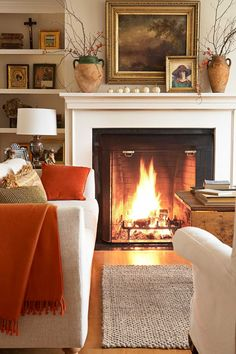 25 of the Coziest Ways to Decorate Your Home for Fall