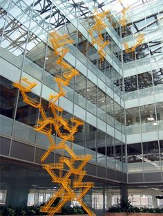 Sarahsze-2nd Means Of Egress(Yellow)