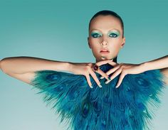 Dior Bird of Paradise Collection for Summer 2013