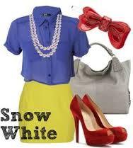 snow white modern fashion - Pesquisa Google