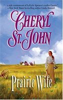Prairie Wife by Cheryl St. John - FictionDB