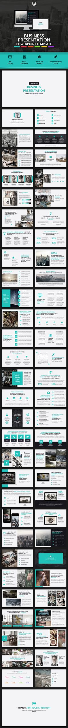 OneX  Clean Powerpoint Template  Creative Powerpoint And