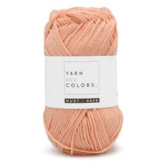 Yarn and Colors Must-have 042 Peach