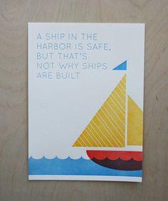 Ships.  via iobad