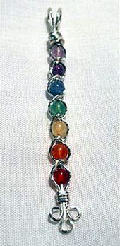 Okay this is actually a chakra pendant, but I wanna make it as a YW values pendant. :D