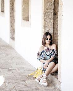 Bom diiiiaaa sexta-feira sua linda!  Que Deus nos acompanhe durante todo o dia! Que o fim de semana chegue  com muito amor  energia e alegria!! #rafinhagadelha #ootd #blog #blogger #fashion #look #lookdodia #photo #picoftheday #photooftheday #joaopessoa #girl #style #summer #