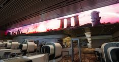 Skytrax names it Worlds Best Airport for 2018   Autoplay  Show Thumbnails  Show Captions  Last SlideNext Slide  Singapores Changi Airport has been named the worlds best for the sixth year in a row in the annual World Airport Awards by Skytraxfor 2018.  Changi led a strong showing by Asian airports. The Incheon Airport near Seoul placed second while Tokyo Haneda Hong Kong and Dohas Hamad International Airport in Qatar rounded out the top five.  Denver was the top-rated airport in the USA…